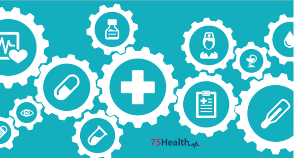 Features of 75Health Electronic Health Records Software